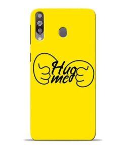 Hug Me Hand Samsung M30 Mobile Cover