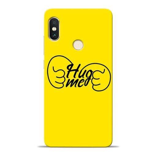 Hug Me Hand Xiaomi Redmi Note 5 Pro Mobile Cover