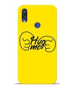 Hug Me Hand Xiaomi Redmi Note 7 Mobile Cover