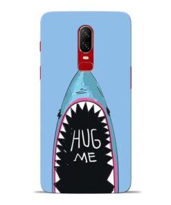 Hug Me Oneplus 6 Mobile Cover