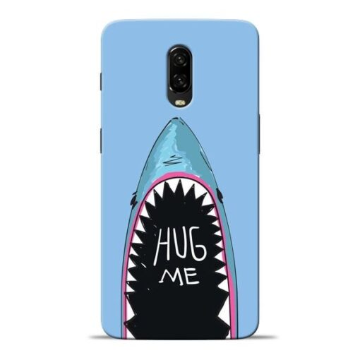 Hug Me Oneplus 6T Mobile Cover