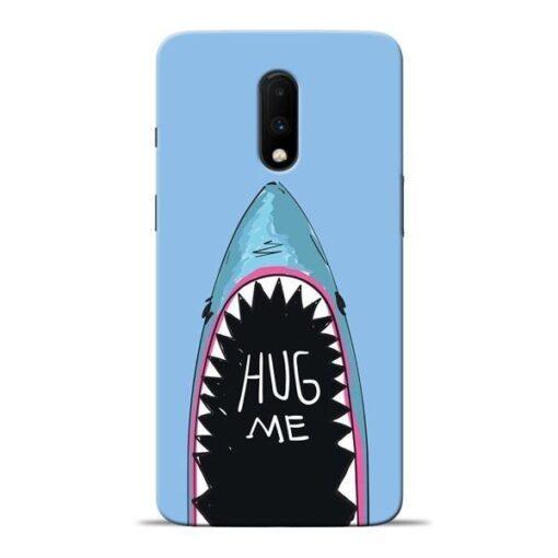 Hug Me Oneplus 7 Mobile Cover
