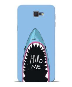 Hug Me Samsung J7 Prime Mobile Cover