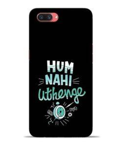 Hum Nahi Uthenge Oppo A3s Mobile Cover