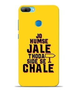 Humse Jale Side Se Honor 9N Mobile Cover