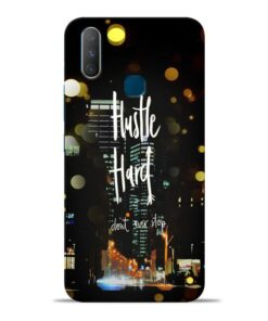 Hustle Hard Vivo Y17 Mobile Cover