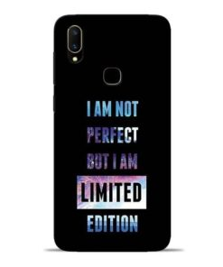 I Am Not Perfect Vivo V11 Mobile Cover
