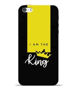 I am King Apple iPhone 5s Mobile Cover