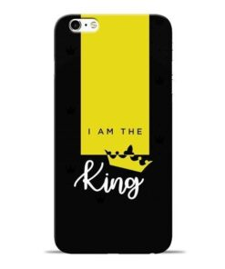 I am King Apple iPhone 6 Mobile Cover