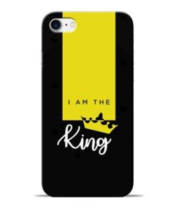 I am King Apple iPhone 7 Mobile Cover