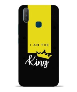 I am King Vivo Y17 Mobile Cover