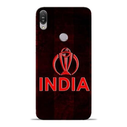 India Worldcup Asus Zenfone Max Pro M1 Mobile Cover