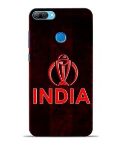 India Worldcup Honor 9N Mobile Cover
