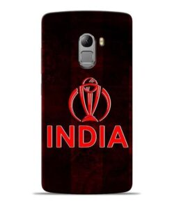 India Worldcup Lenovo K4 Note Mobile Cover