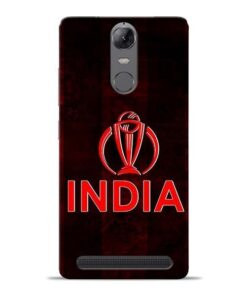 India Worldcup Lenovo K5 Note Mobile Cover