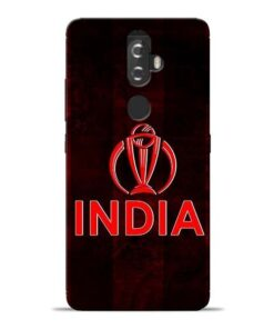 India Worldcup Lenovo K8 Plus Mobile Cover