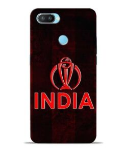 India Worldcup Oppo Realme 2 Pro Mobile Cover
