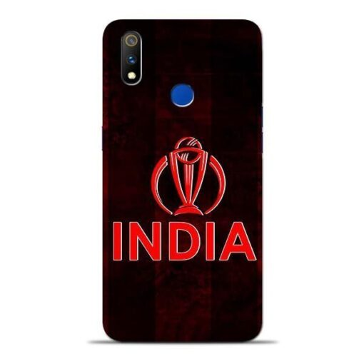 India Worldcup Oppo Realme 3 Pro Mobile Cover
