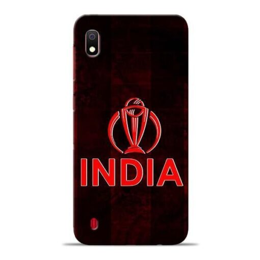 India Worldcup Samsung A10 Mobile Cover