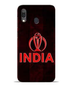 India Worldcup Samsung A30 Mobile Cover