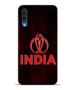 India Worldcup Samsung A50 Mobile Cover