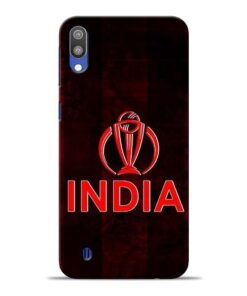 India Worldcup Samsung M10 Mobile Cover