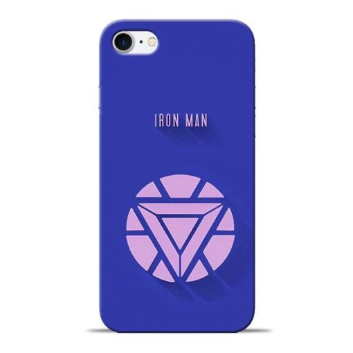 IronMan Apple iPhone 8 Mobile Cover