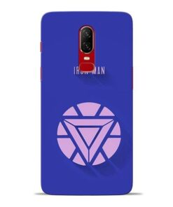 IronMan Oneplus 6 Mobile Cover