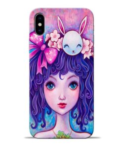 Jeremiah Apple iPhone X Mobile Cover