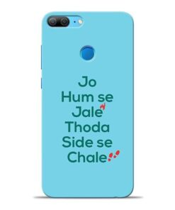 Jo Humse Jale Honor 9 Lite Mobile Cover