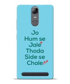 Jo Humse Jale Lenovo K5 Note Mobile Cover