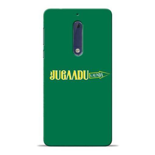 Jugadu Launda Nokia 5 Mobile Cover