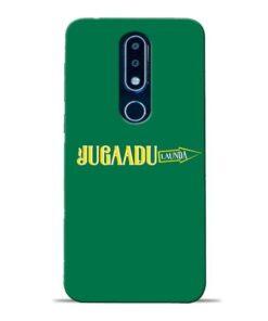 Jugadu Launda Nokia 6.1 Plus Mobile Cover