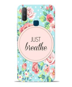 Just Breathe Vivo Y17 Mobile Cover