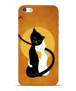 Kitty Cat Apple iPhone 5s Mobile Cover