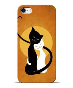 Kitty Cat Apple iPhone 7 Mobile Cover