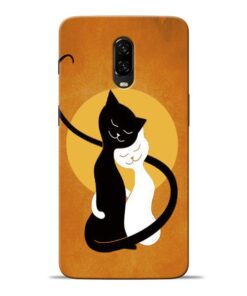 Kitty Cat Oneplus 6T Mobile Cover