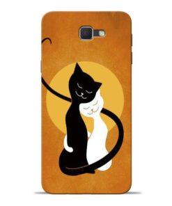 Kitty Cat Samsung J7 Prime Mobile Cover