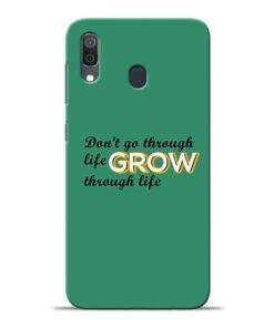 Life Grow Samsung A30 Mobile Cover