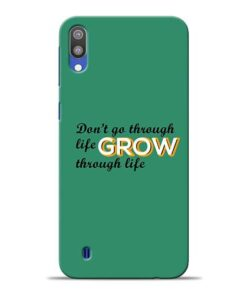 Life Grow Samsung M10 Mobile Cover