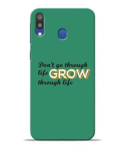 Life Grow Samsung M20 Mobile Cover