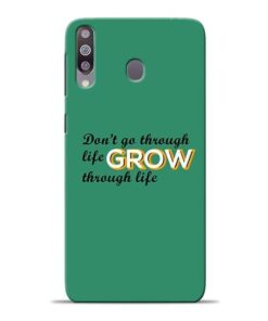 Life Grow Samsung M30 Mobile Cover