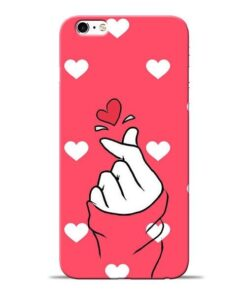 Little Heart Apple iPhone 6 Mobile Cover