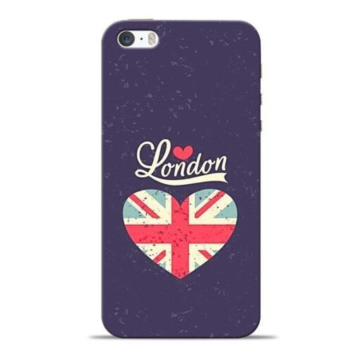 London Apple iPhone 5s Mobile Cover