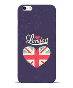 London Apple iPhone 6 Mobile Cover