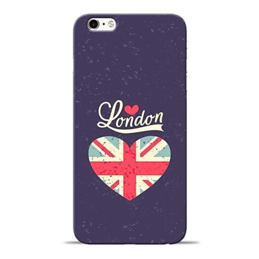 London Apple iPhone 6s Mobile Cover