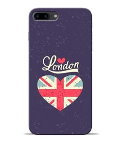 London Apple iPhone 7 Plus Mobile Cover