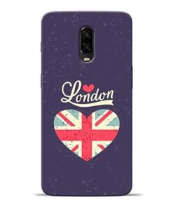 London Oneplus 6T Mobile Cover