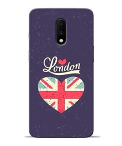London Oneplus 7 Mobile Cover