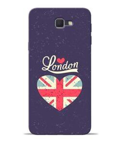 London Samsung J7 Prime Mobile Cover